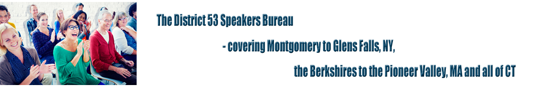 Northeast Speakers Bureau | Where New England comes to find